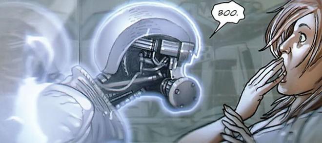 Ghost – Bóng ma một mình cân cả Ant-Man and The Wasp - Ảnh 3.