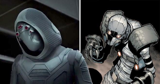 Ghost – Bóng ma một mình cân cả Ant-Man and The Wasp - Ảnh 5.