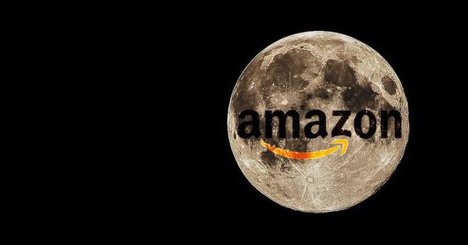 Jeff Bezos muốn lên Mặt Trăng vào năm 2023, tham vọng đưa Amazon lên tầm cỡ Vũ trụ - Ảnh 1.