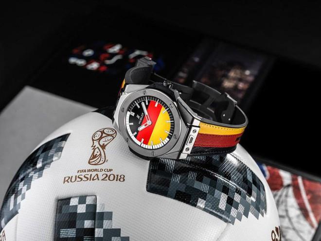 Hublot Big Bang Referee - Chiếc smartwatch trị giá 120 triệu trên tay trọng tài tại mỗi trận đấu World Cup 2018 có gì đặc biệt? - Ảnh 1.