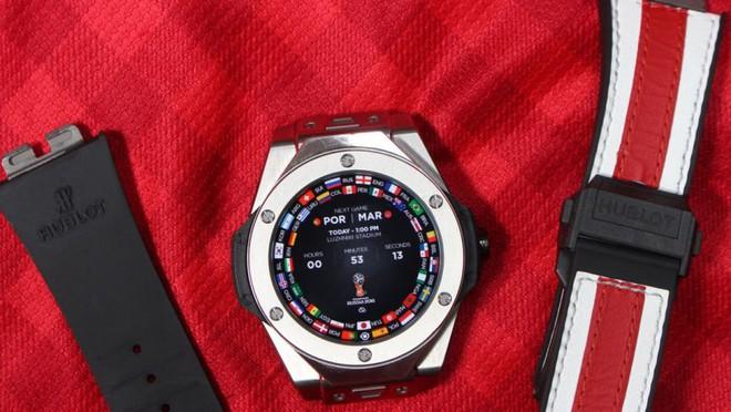 Hublot Big Bang Referee - Chiếc smartwatch trị giá 120 triệu trên tay trọng tài tại mỗi trận đấu World Cup 2018 có gì đặc biệt? - Ảnh 2.