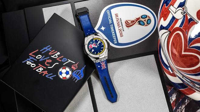 Hublot Big Bang Referee - Chiếc smartwatch trị giá 120 triệu trên tay trọng tài tại mỗi trận đấu World Cup 2018 có gì đặc biệt? - Ảnh 3.