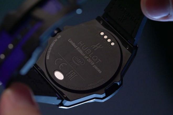 Hublot Big Bang Referee - Chiếc smartwatch trị giá 120 triệu trên tay trọng tài tại mỗi trận đấu World Cup 2018 có gì đặc biệt? - Ảnh 5.
