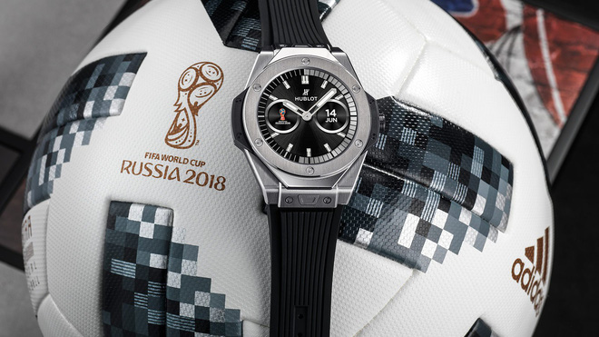 Hublot Big Bang Referee - Chiếc smartwatch trị giá 120 triệu trên tay trọng tài tại mỗi trận đấu World Cup 2018 có gì đặc biệt? - Ảnh 6.