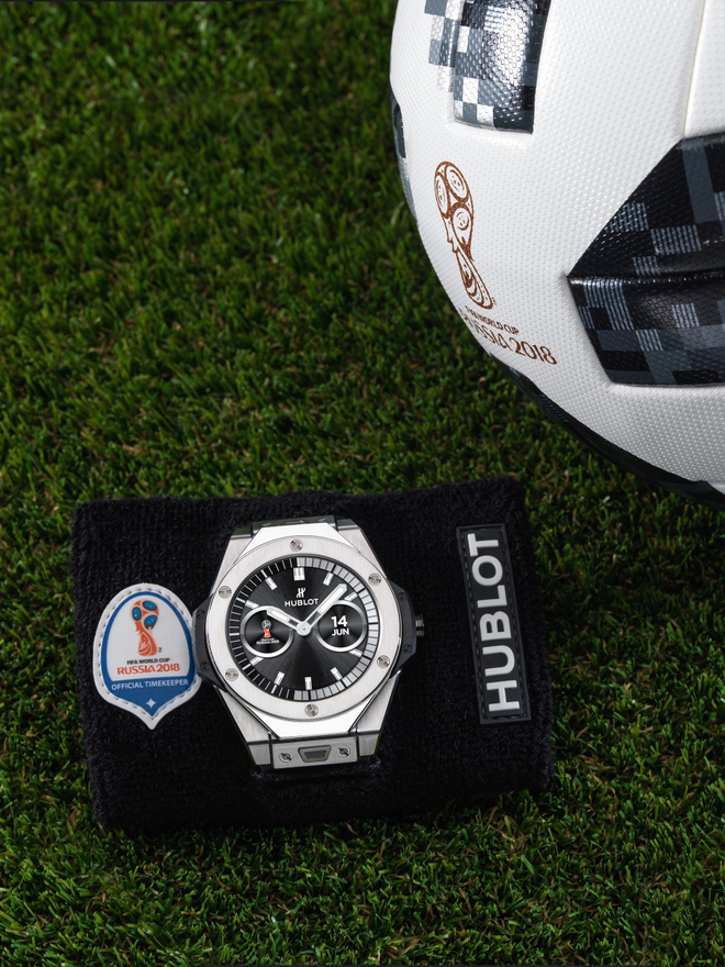 Hublot Big Bang Referee - Chiếc smartwatch trị giá 120 triệu trên tay trọng tài tại mỗi trận đấu World Cup 2018 có gì đặc biệt? - Ảnh 8.