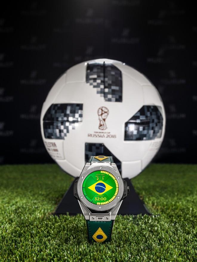 Hublot Big Bang Referee - Chiếc smartwatch trị giá 120 triệu trên tay trọng tài tại mỗi trận đấu World Cup 2018 có gì đặc biệt? - Ảnh 9.