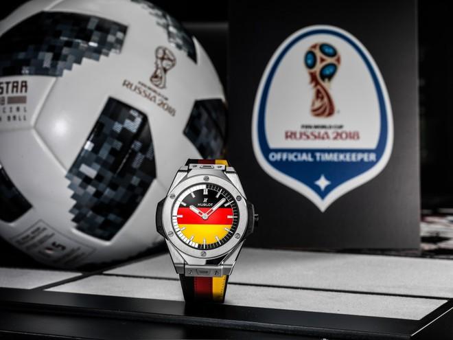 Hublot Big Bang Referee - Chiếc smartwatch trị giá 120 triệu trên tay trọng tài tại mỗi trận đấu World Cup 2018 có gì đặc biệt? - Ảnh 10.