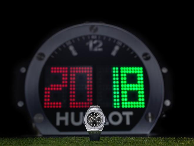 Hublot Big Bang Referee - Chiếc smartwatch trị giá 120 triệu trên tay trọng tài tại mỗi trận đấu World Cup 2018 có gì đặc biệt? - Ảnh 11.