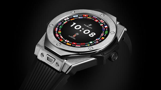 Hublot Big Bang Referee - Chiếc smartwatch trị giá 120 triệu trên tay trọng tài tại mỗi trận đấu World Cup 2018 có gì đặc biệt? - Ảnh 7.