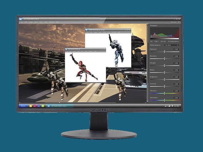 Top 10 màn hình máy tính giá rẻ bán chạy nhất trên Amazon và cực đáng để người dùng Việt tham khảo - Ảnh 3.
