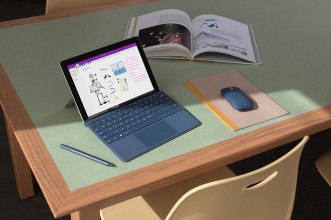 Surface Go giá mềm chính là câu trả lời thích đáng của Microsoft dành cho chiếc iPad 9.7 inch của Apple - Ảnh 2.