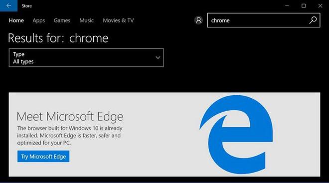 Microsoft sẽ không buộc người dùng Windows 10 phải mở liên kết từ trình duyệt mặc định Microsoft Edge nữa - Ảnh 1.