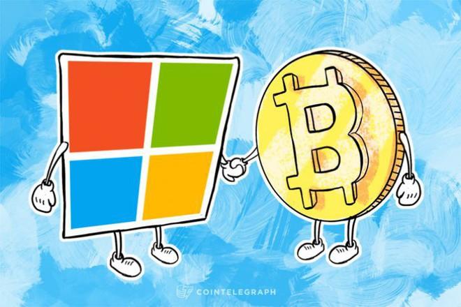 Microsoft đã chấp nhận thanh toán bằng Bitcoin từ năm 2014