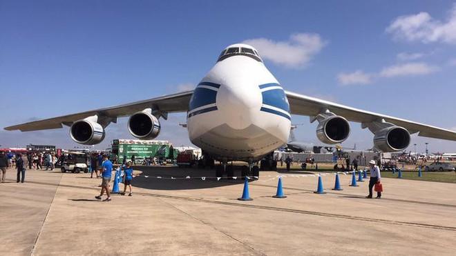 Nga tính chế tạo máy bay vận tải lớn nhất thế giới, soán ngôi huyền thoại Antonov An-124 Ruslan thời Liên Xô - Ảnh 2.