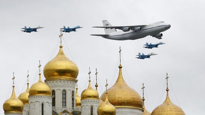 Nga tính chế tạo máy bay vận tải lớn nhất thế giới, soán ngôi huyền thoại Antonov An-124 Ruslan thời Liên Xô - Ảnh 1.