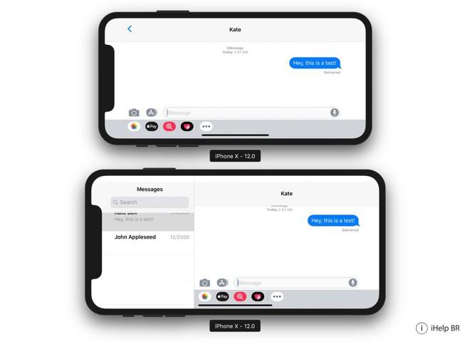 Màn hình iPhone X Plus sẽ có độ phân giải 1242x2688, cao hơn iPhone X nhưng vẫn kém xa Android - Ảnh 3.