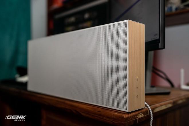 Trải nghiệm loa thông minh Samsung VL5 - Thiết kế sang, âm thanh đậm đà, thông minh hơn nữa là vô đối - Ảnh 16.