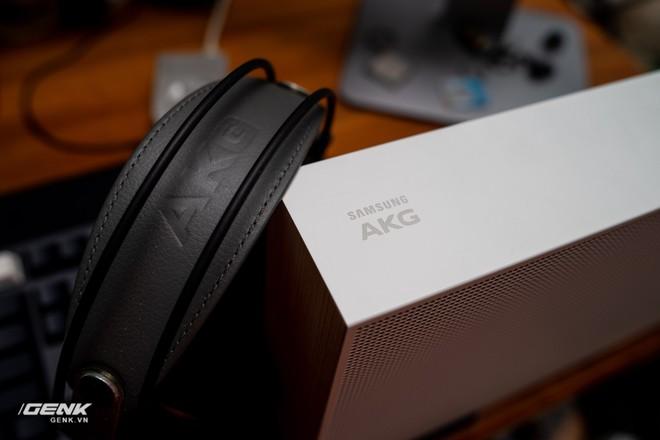 Trải nghiệm loa thông minh Samsung VL5 - Thiết kế sang, âm thanh đậm đà, thông minh hơn nữa là vô đối - Ảnh 15.