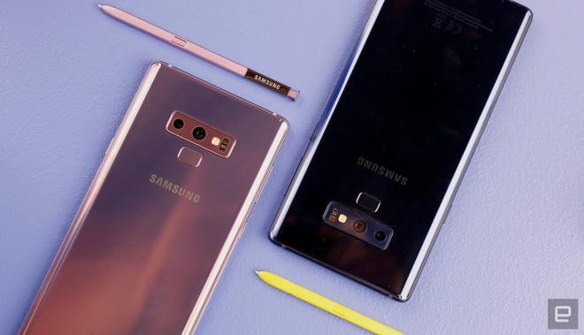 Tất tần tật về bút cảm ứng S-Pen và camera trên Galaxy Note 9 - Ảnh 1.