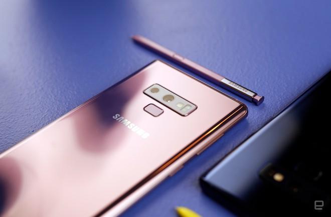 Tất tần tật về bút cảm ứng S-Pen và camera trên Galaxy Note 9 - Ảnh 3.