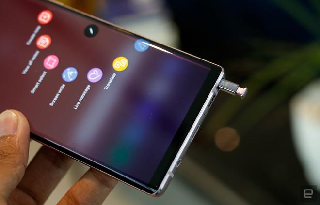 Tất tần tật về bút cảm ứng S-Pen và camera trên Galaxy Note 9 - Ảnh 8.