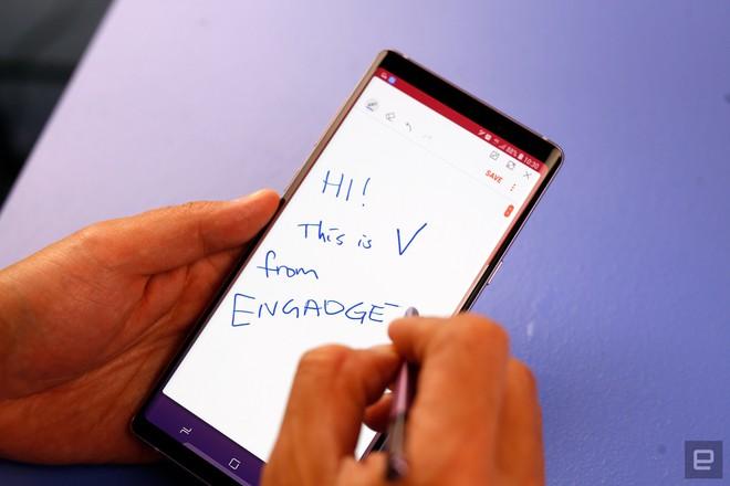 Tất tần tật về bút cảm ứng S-Pen và camera trên Galaxy Note 9 - Ảnh 9.