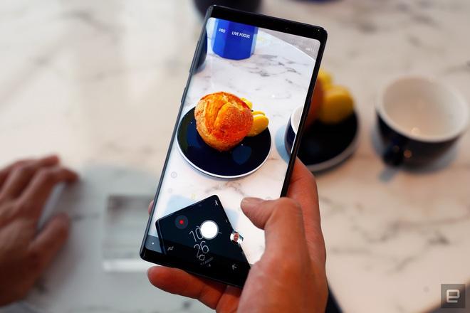 Tất tần tật về bút cảm ứng S-Pen và camera trên Galaxy Note 9 - Ảnh 11.