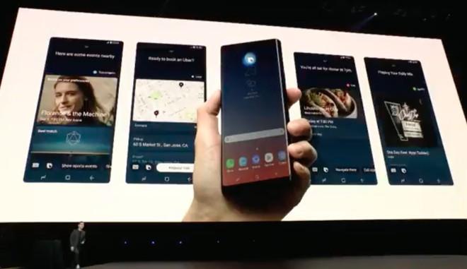 Bixby tái xuất trên Note 9, nói chuyện có duyên hơn nhiều so với trước đây - Ảnh 1.