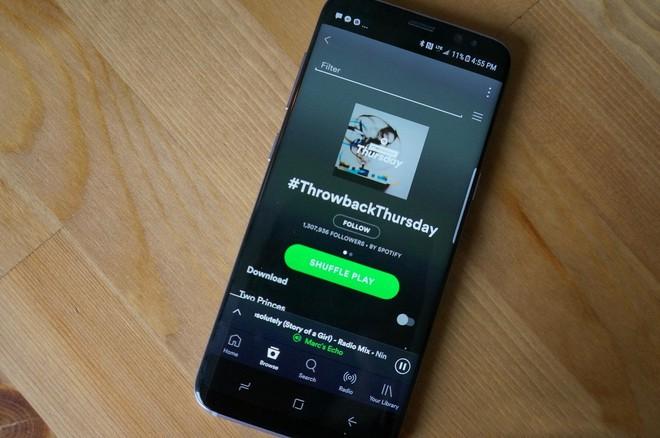 Samsung công bố hợp tác với Spotify nhằm tích hợp sâu dịch vụ này vào sản phẩm - Ảnh 2.