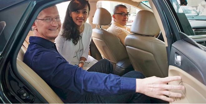 Tham vọng phát triển ô tô của Apple càng rõ ràng hơn sau khi họ thuê lại cựu kỹ sư trưởng của Tesla - Ảnh 2.