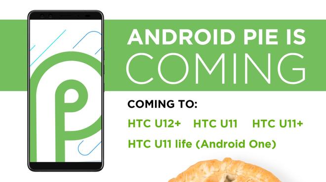 HTC công bố danh sách các thiết bị được cập nhật lên Android 9 Pie - Ảnh 1.