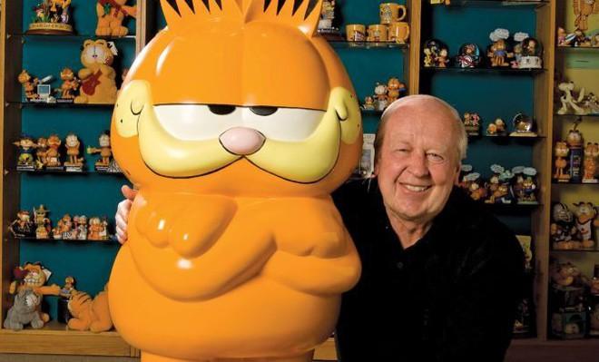 Hành trình trở thành biểu tượng văn hóa bất diệt của chú mèo béo Garfield - Ảnh 6.