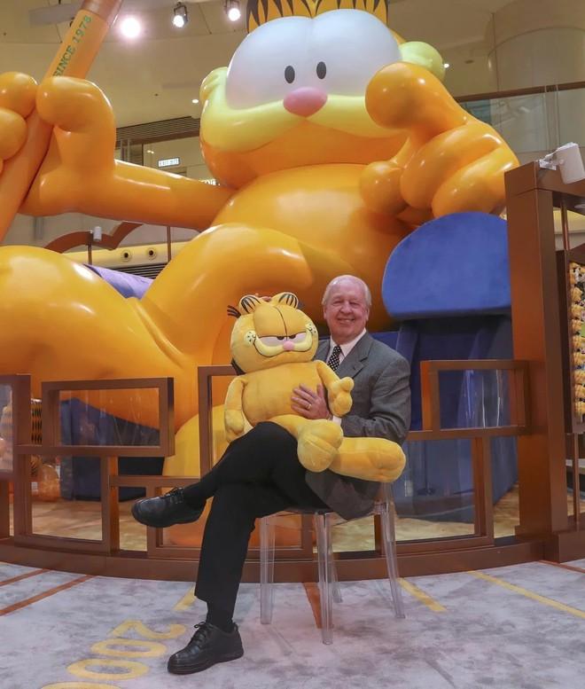 Hành trình trở thành biểu tượng văn hóa bất diệt của chú mèo béo Garfield - Ảnh 9.