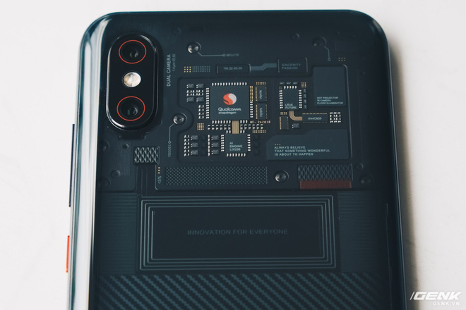Đây là Xiaomi Mi 8 EE giá 19 triệu tại VN: Mặt lưng trong suốt, vân tay trong màn hình, quét khuôn mặt 3D - Ảnh 12.