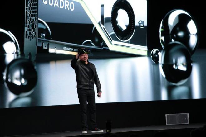 NVIDIA ra mắt card đồ họa Quadro GTX, kiến trúc Turing thế hệ mới, 96GB GDDR6 với công nghệ NVLINK - Ảnh 2.