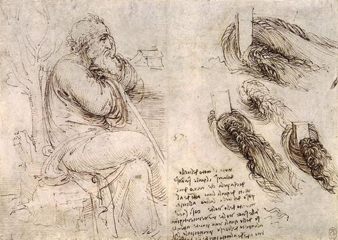 Hiện tượng nước nhảy khiến Leonardo da Vinci vô cùng thích thú nhưng không giải thích nổi, giờ đã có luận cứ khoa học để chứng minh - Ảnh 1.