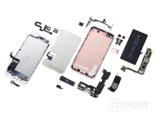 iPhone 7/7 Plus gặp lỗi lỏng chip âm thanh dẫn đến treo máy - Ảnh 1.
