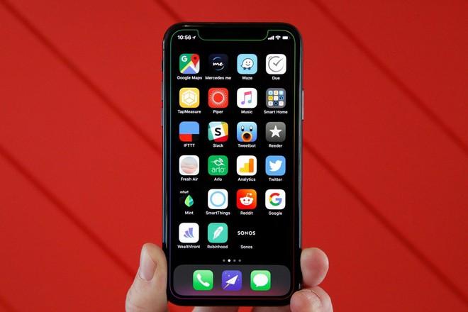 Apple có thể đã tìm ra cách đưa cảm biến vân tay trở lại màn hình all –screen của iPhone - Ảnh 1.