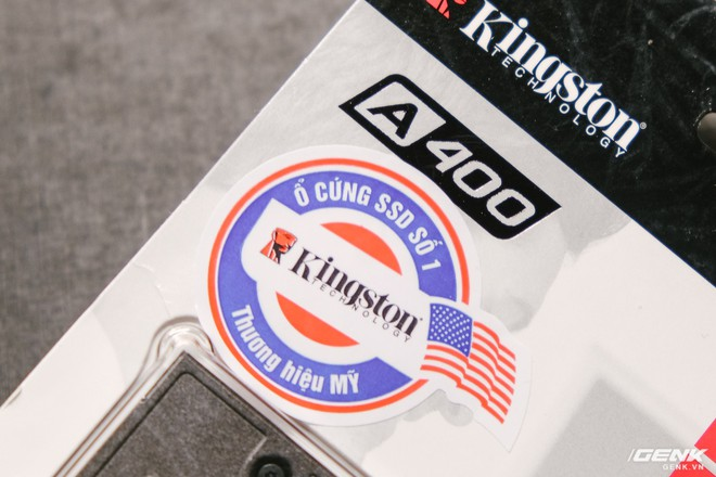 SSD Kingston nhái bày bán tràn lan trên thị trường với nhiều thủ đoạn tinh vi - Ảnh 9.