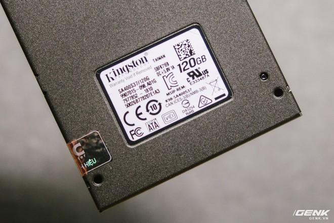 SSD Kingston nhái bày bán tràn lan trên thị trường với nhiều thủ đoạn tinh vi - Ảnh 12.