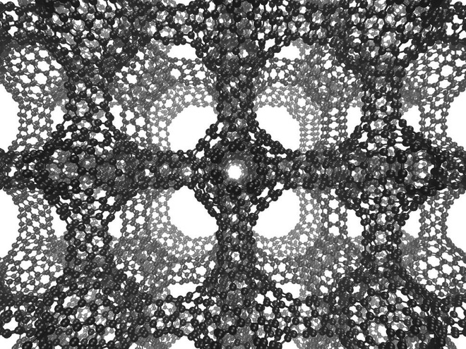 Nhiều thập kỷ bỏ công tìm kiếm cấu trúc carbon mới mà không ra, cuối cùng các nhà khoa học lại lỡ tay chế tạo nó thành công - Ảnh 1.