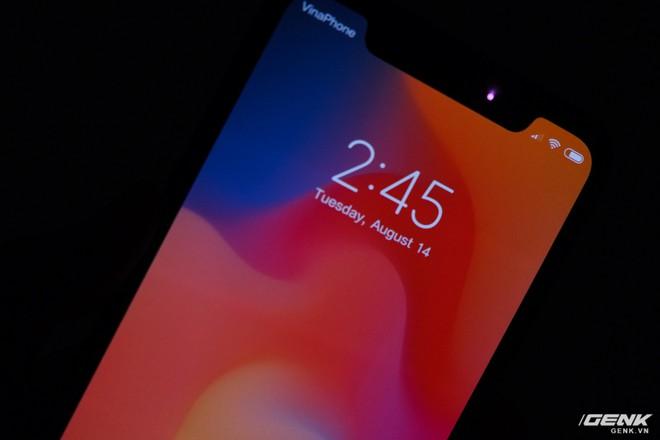 Trải nghiệm cảm biến vân tay trong màn hình & nhận dạng khuôn mặt 3D trên Xiaomi Mi 8 EE - Ảnh 9.