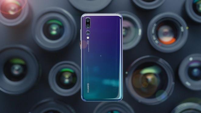 Huawei P20 Pro đoạt giải Smartphone tốt nhất năm tại châu Âu - Ảnh 1.