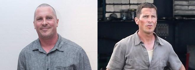 Từ anh béo cằm nọng, Christian Bale lại đột ngột biến hình gầy tong teo khiến cư dân mạng hết hồn - Ảnh 2.