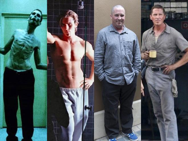 Từ anh béo cằm nọng, Christian Bale lại đột ngột biến hình gầy tong teo khiến cư dân mạng hết hồn - Ảnh 4.
