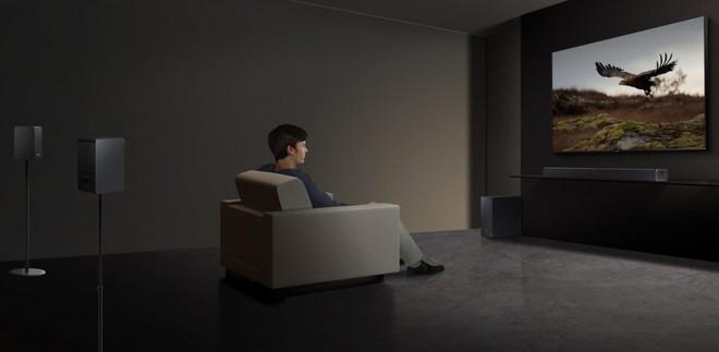 Samsung kết hợp cùng Harman Kardon ra mắt 2 loa soundbar cao cấp - Ảnh 3.