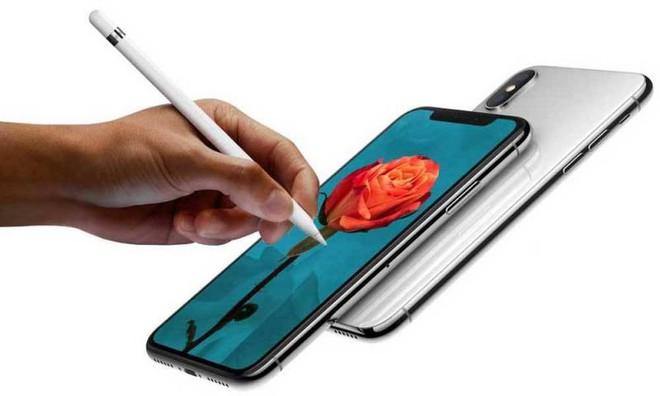 Copy Samsung Galaxy Note9, iPhone X Plus sắp ra mắt sẽ hỗ trợ Apple Pencil? - Ảnh 1.