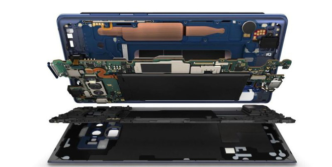Samsung Galaxy Note9 cho thấy hệ thống tản nhiệt quan trọng như thế nào với smartphone - Ảnh 2.