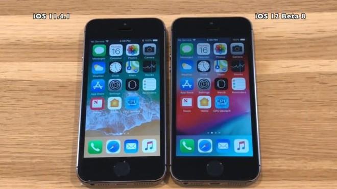 Bất ngờ chưa: iOS 12 chạy nhanh hơn nhiều, đặc biệt là trên iPhone đời cũ - Ảnh 1.