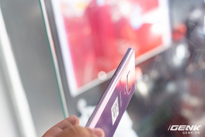Trên tay Samsung Galaxy Note9 Lavender Purple bản đặc biệt chỉ bán tại Hàn Quốc: màu tím thời thượng tặng kèm 2 bút S-Pen - Ảnh 7.